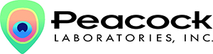 Peacock Laboratories, Inc. Logo